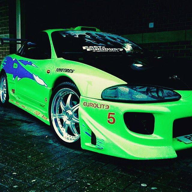 fast and furious eclipse hire