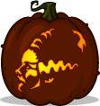 Bride of Frankenstein pumpkin pattern - Bride of Frankenstein - Pumpkin Carving Patterns and Stencils - Zombie Pumpkins!