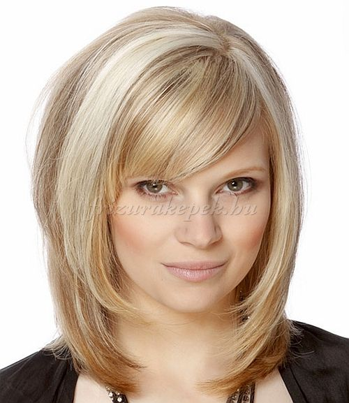 női+frizurák+félhosszú+hajból+-+lépcsőzeteses+vágott+félhosszú+frizura