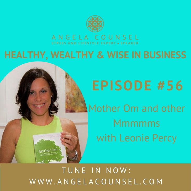 I love speaking with all of my guests but some are a little more special than others and Leonie Percy is one of my favourites.  I have had Leonie one my past podcast plus I have been a guest on her podcast Magnetic Mama and whenever we get together we have a great chat.  In this episode of Healthy Wealthy & Wise in Business you get to be a fly on the wall for one of these chats.  Leonie shares her journey from when she wrote her book Mother Om 3 years ago to where she is now as a Business…
