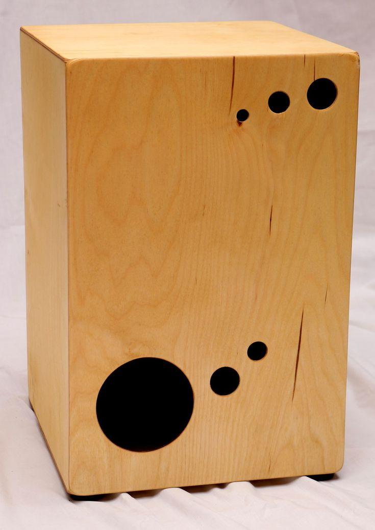 how to play a cajon box drum