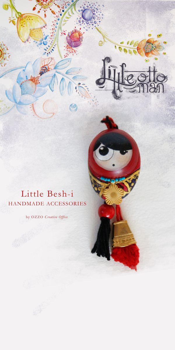 LITTLE OTTOMAN by Öznur Çakal Demirhan, via Behance