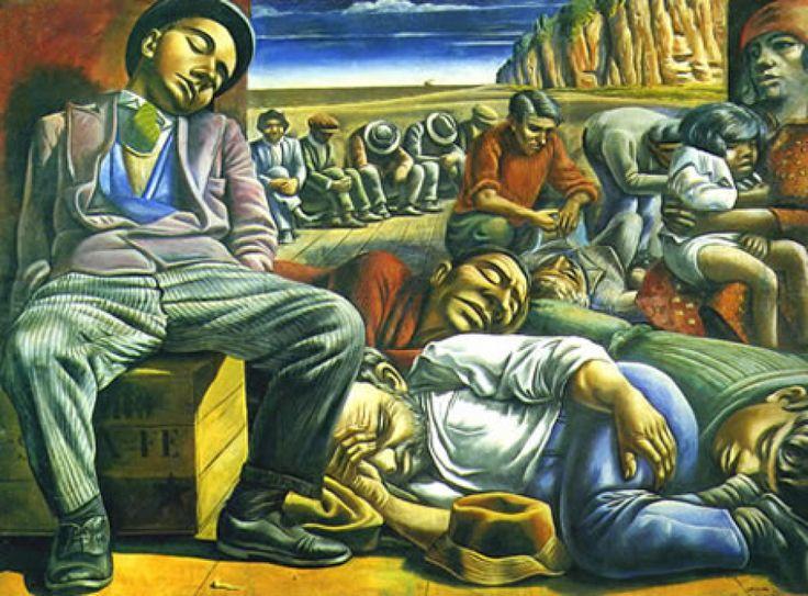 Poesía de Eduardo Dalter: Desocupado