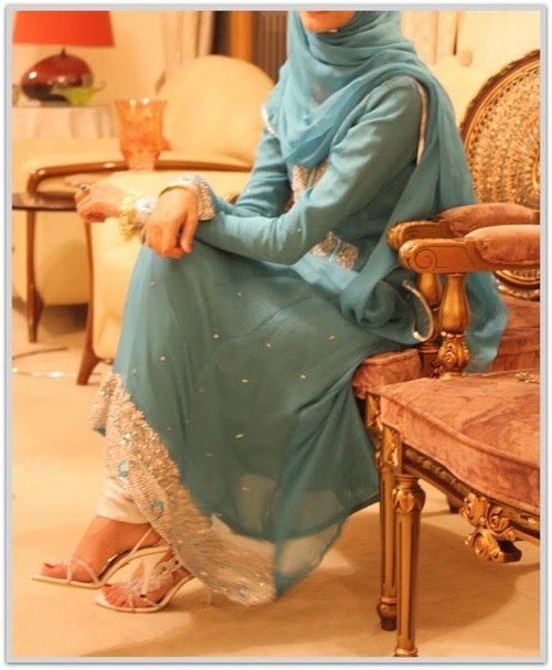 Party hijab outfit