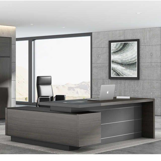 Fashional Modern Office Desk L Shape