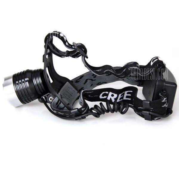 Cree Rechargeable Headlamp