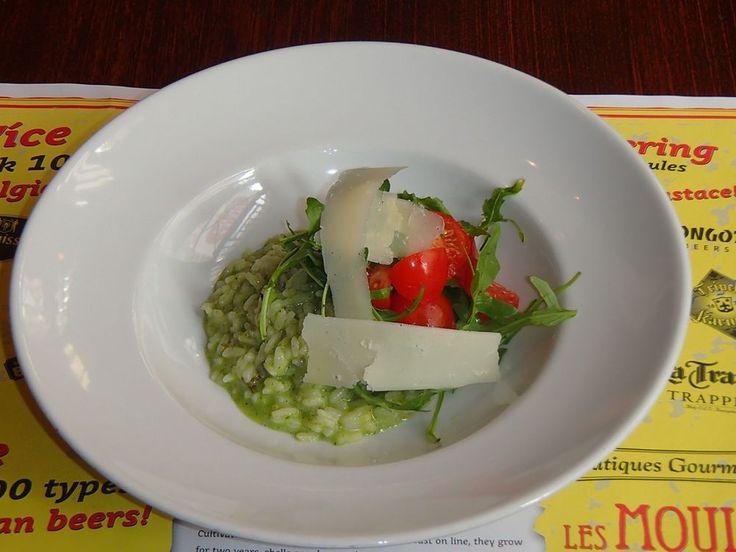 Recept dne od šéfkuchaře restaurace Les Moules Radka Vlasáka.