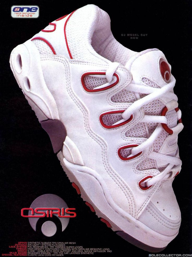 Osiris shoes | Throwback to the 90's in 2019 | 90s ...