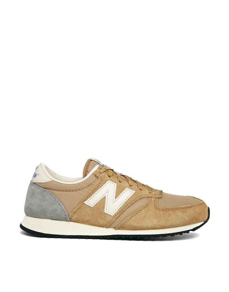 New Balance Camel 420 Trainers in Beige (Camel)