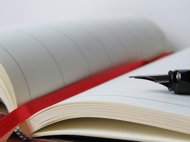 Tagebuch, Kalender, Füller, Schreiben, Termin, Datum