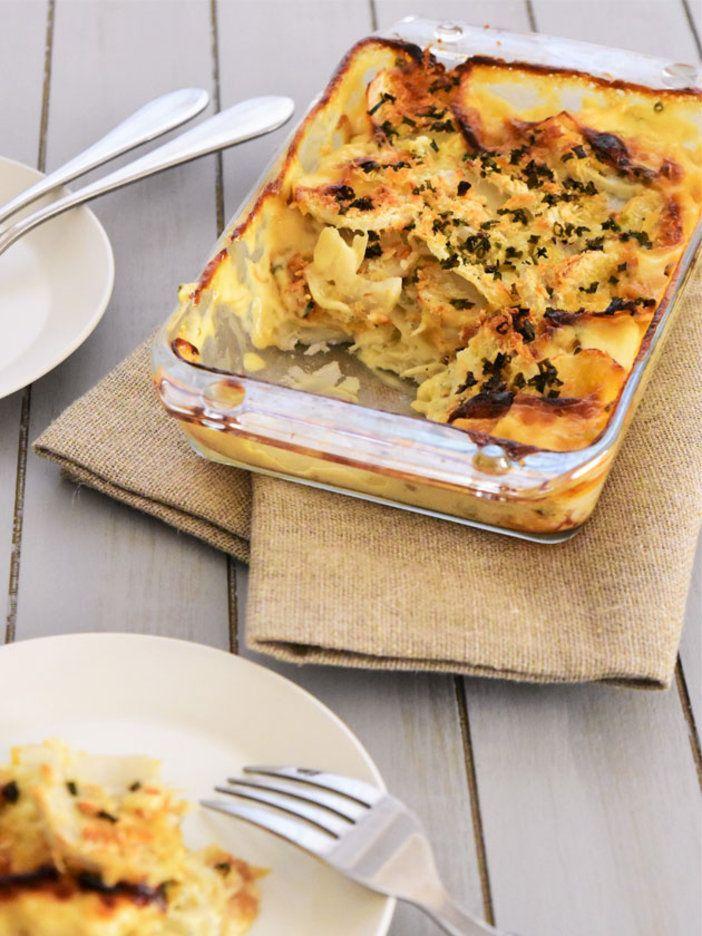 実は極上のマッチング、白みそと生クリームが味の決め手。|『ELLE a table』はおしゃれで簡単なレシピが満載!