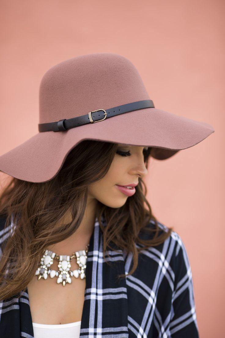 Cute Hats for Women – Morning Lavender                                                                                                                                                                                 Mais