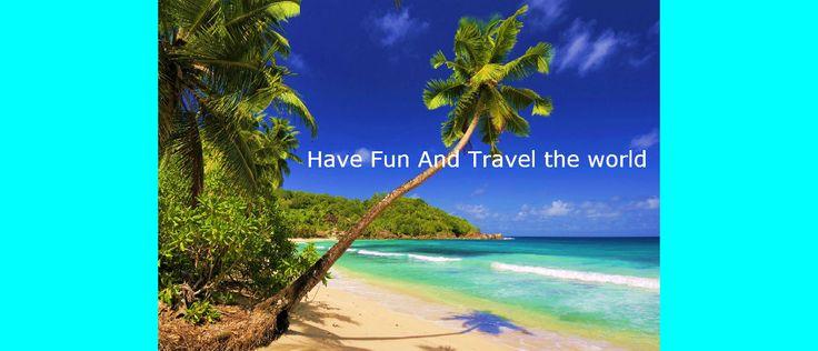 Have fun travel the world http://ilnwithrobert.com