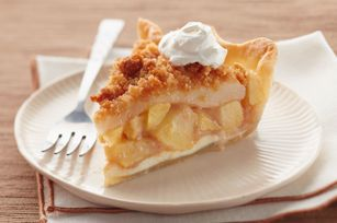 Apple-Pear Crumble Pie recipe ~ I made this and it was a HIT! I doubled the crumbly topping and it worked great.posted by TNCathyon 10/29/2012