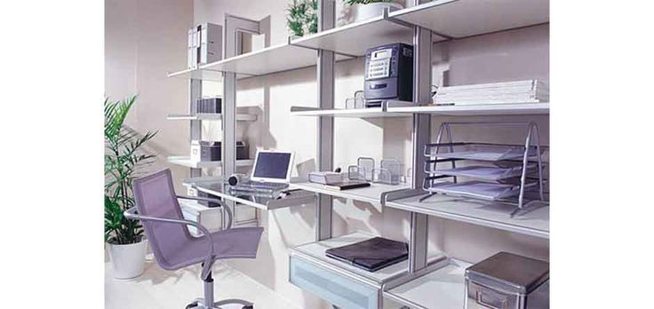 Modular office system - fully customised