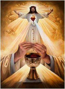 Santísimo Sacramento del Altar Ven y abre caminos de esperanza para mí