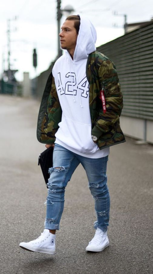 Blusa de moletom branca masculina 9fbb2939bda50