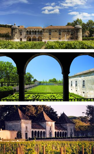 Quinta da Bacalhoa in Portugal. Now the HQ of winemakers, formerly a private estate. Wonderful memories!