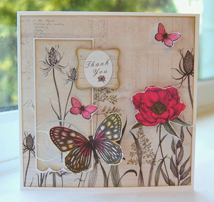 Craftwork Cards Blog: Beautiful Botanica