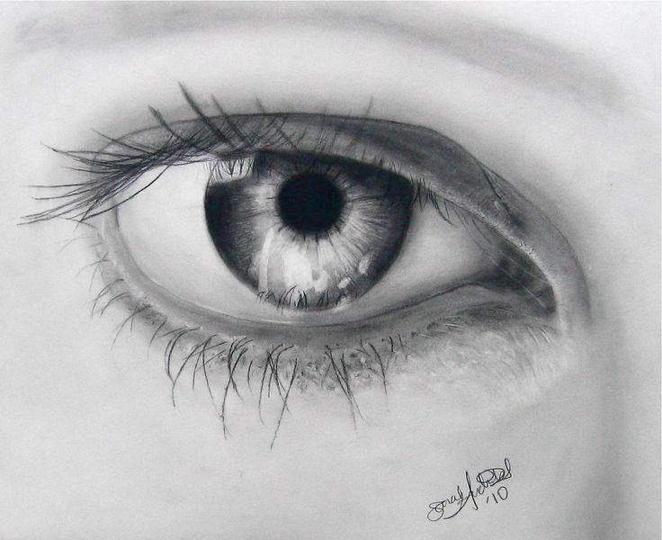 Drawings of an eye #drawing #art http://www.keypcreative.com/