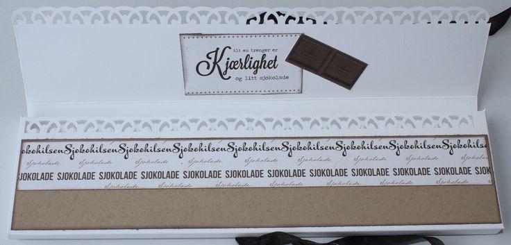 sjokoladekort - Google-søk