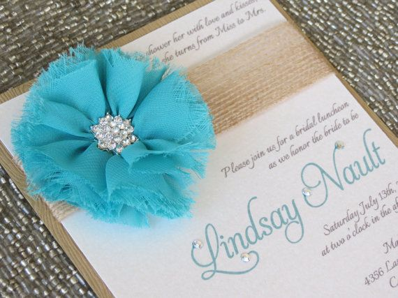 Hey, I found this really awesome Etsy listing at https://www.etsy.com/listing/156675836/lindsay-burlap-and-teal-customizable