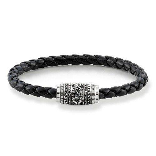 Thomas Sabo Rebel at Heart 925ΒSilver Women's Bracelet…