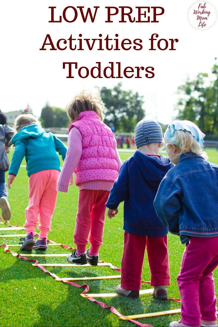 Simple Toddler Activities You Can Do Right Now With What You Have On