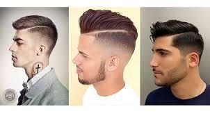 Resultado de imagem para linhas de corte de cabelo masculino