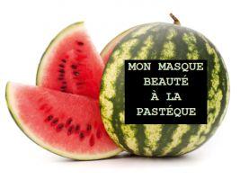 Qué calor ! Fraicheur  beauté du visage avec la pastèque #recette #maison #masque • Hellocoton.fr