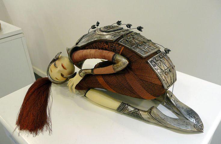 Кукольная сказка из папье-маше Натальи Лопусовой-Томской - Ярмарка Мастеров - ручная работа, handmade
