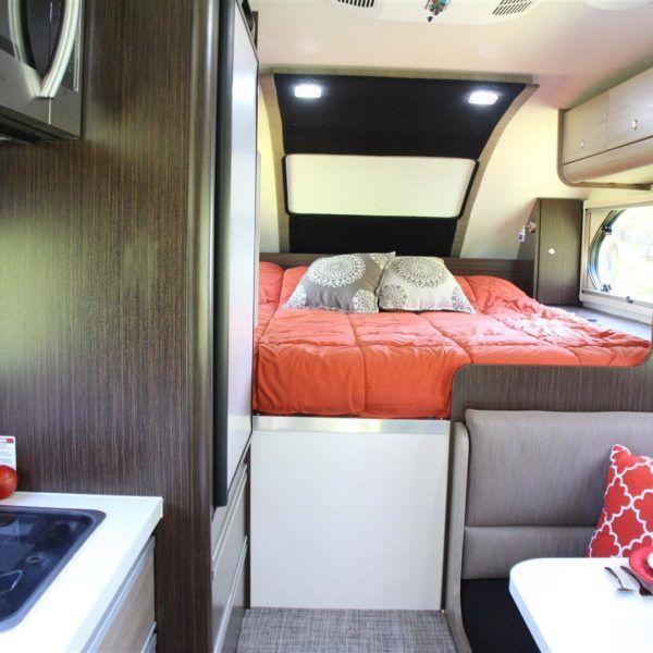 Cirrus Truck Camper Photo Gallery - Cirrus Truck Camper - NuCamp RV