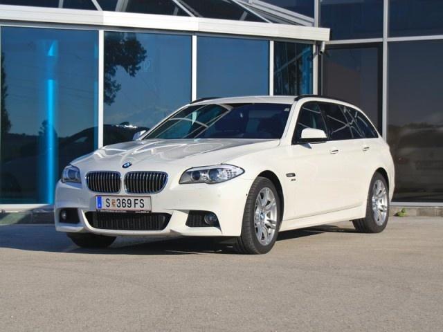 [BMW 530d xDrive Touring] Mit dem 530d xDrive Touring hat BMW auch in der Business-Class einen Allradler im Programm. Wir haben den Alleskönner zum Test geladen. #bmw #5er #xdrive