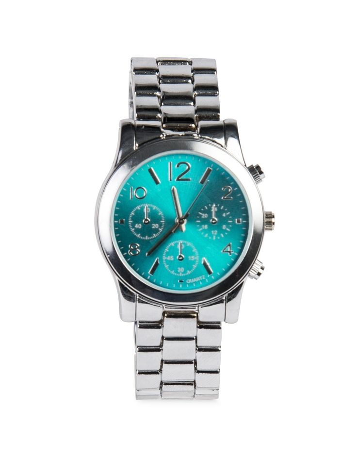 Colour Dial Boyfriend Watch
