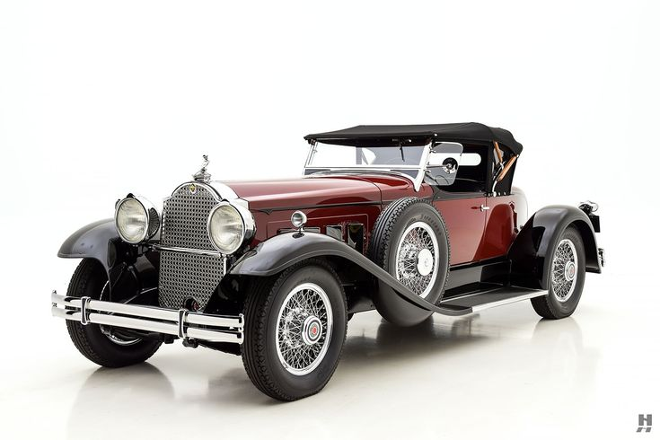 1930 Packard 734 Speedster | Hyman Ltd. Classic Cars