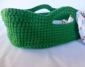 PDF Pattern Crocheted Doll Moses Basket