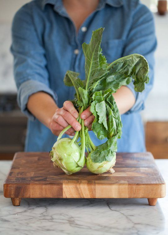How To Cut Up Kohlrabi — Cooking Lessons from The Kitchn | The Kitchn