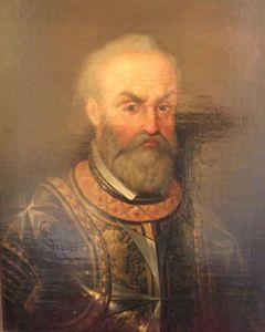 Jean de la Valette, 49th Grand Master of the Order of St John, 1557-68. #OrderofMalta #SMOM