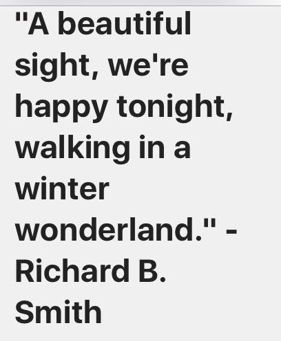 """Richard Bernhard Smith ""Dick Smith"" was an American composer, who wrote the lyrics to the popular song ""Winter Wonderland"", which was composed by Felix Bernard."""