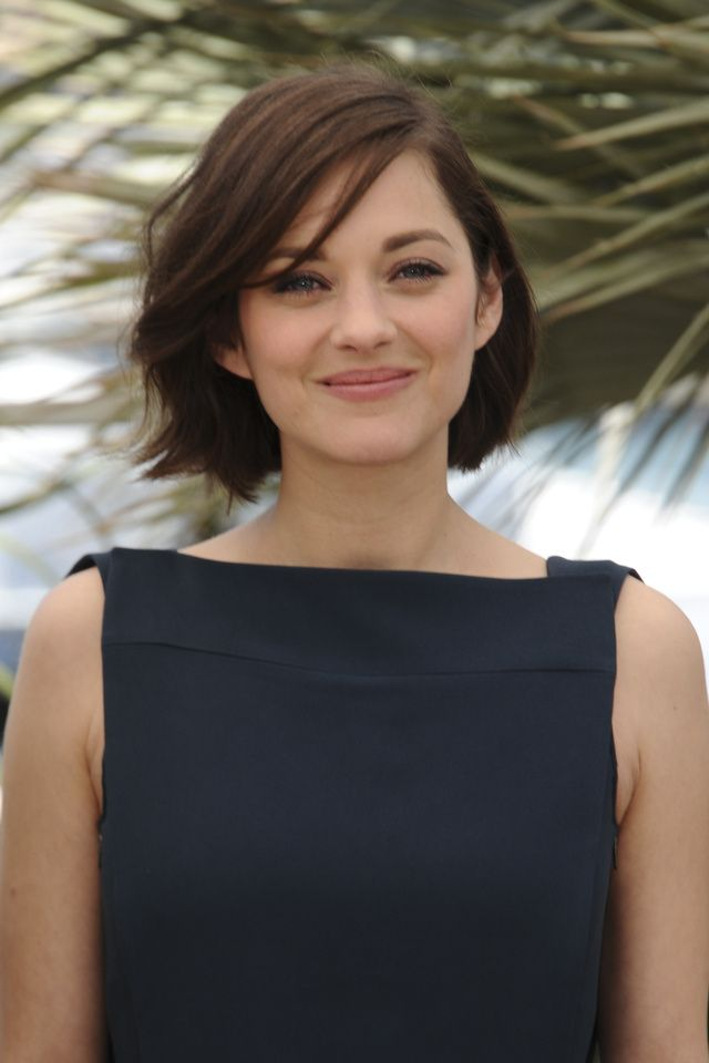marion cotillard en 40 coiffures coiffures et marion cotillard. Black Bedroom Furniture Sets. Home Design Ideas