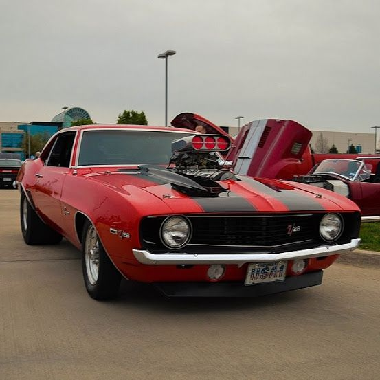 Nasty Chevy Muscle Cars Daily at: http://hot-cars.org
