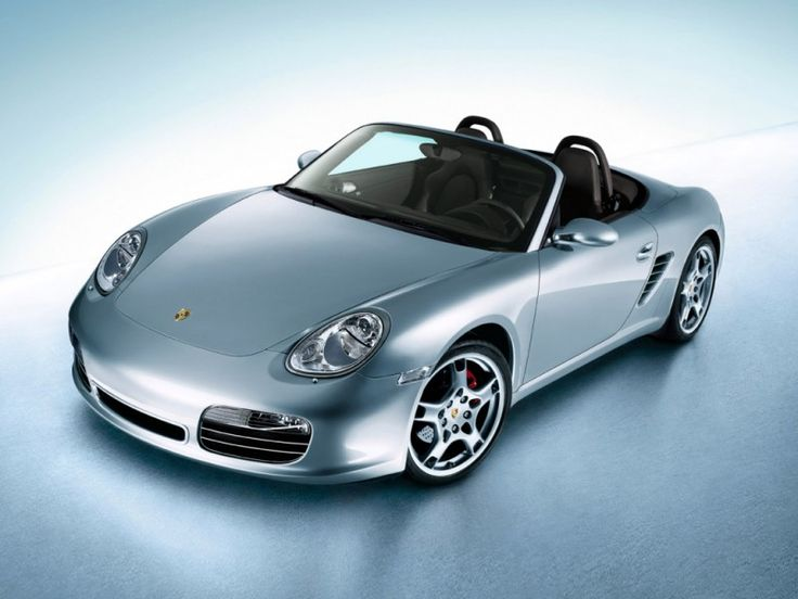 Porsche Boxster ..... ooooh .... how I'd love to be it's owner .... oh wait... I am....JT