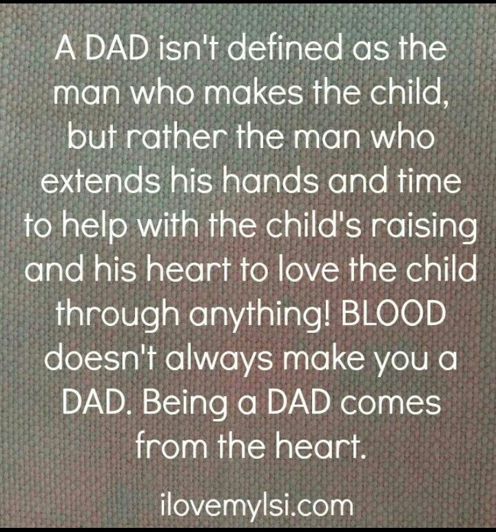 quotes for stepfathers on fathers day
