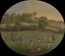 History of cricket - Wikipedia, the free encyclopedia