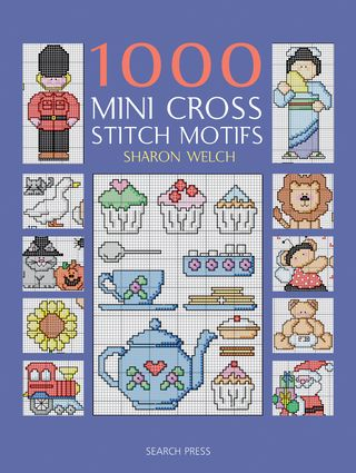 1000 Mini Cross Stitch Motifs | Literally one for every occasion. #fallcrafts