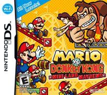 Mario vs. Donkey Kong: Mini-Land Mayhem $20