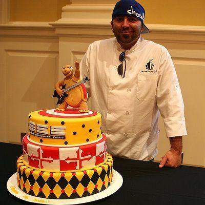 Maryland cake!