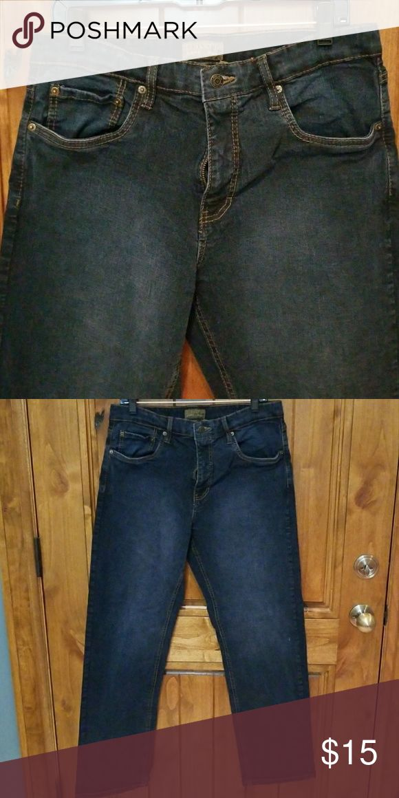 Urban star mens straight leg jeans Size 34x32  Good condition Jeans Straight