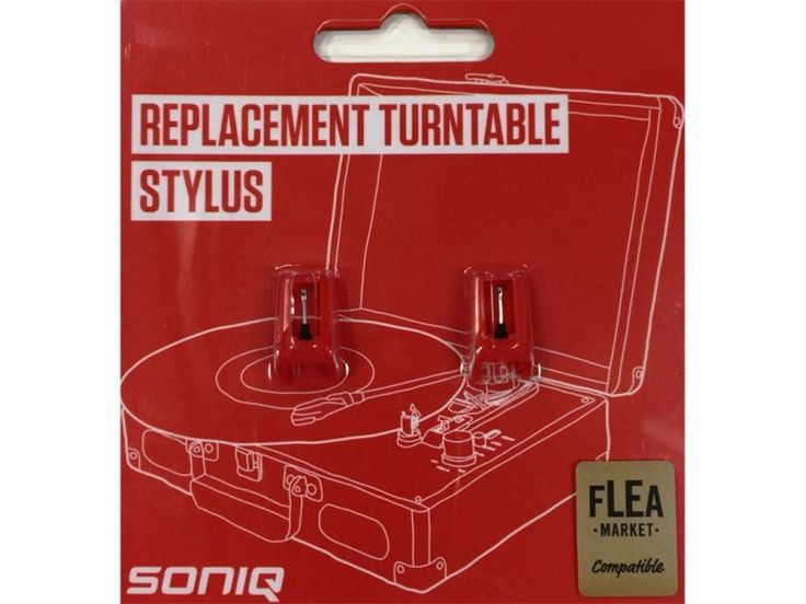 Accessories : SONIQ REPLACEMENT TURNTABLE STYLUS NEEDLE