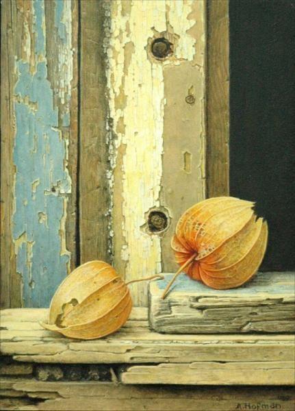 Aad Hofman (1944) volgde een opleiding aan de Vrije Academie in Den Haag. Sinds 1974 is hij verbonden aan Galerie Mokum in Amsterdam, waar hij jaarlijks aan zomer- en wintertentoonstellingen meedoet. In oktober 2004 was hij 30 jaar aan deze galerie verbonden en heeft er een solo-expositie van zijn werk plaatsgehad.